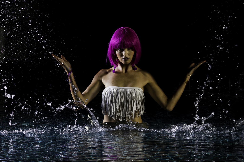 Splash! by David Fry