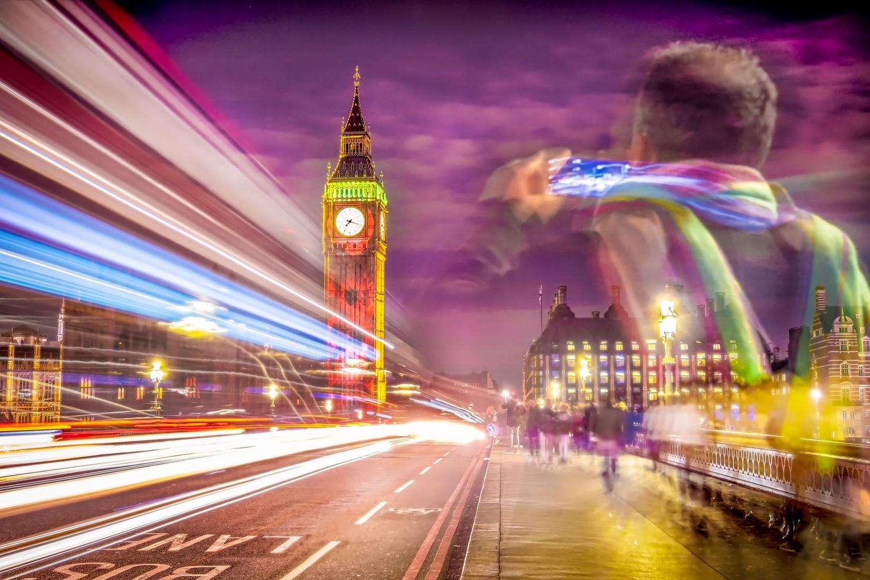 Ghosts of London by Keir Briscoe