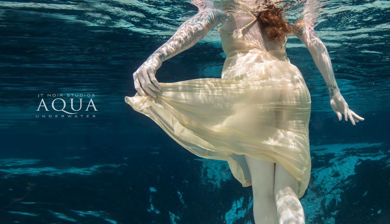 JT aqua  by Jennifer Tallerico