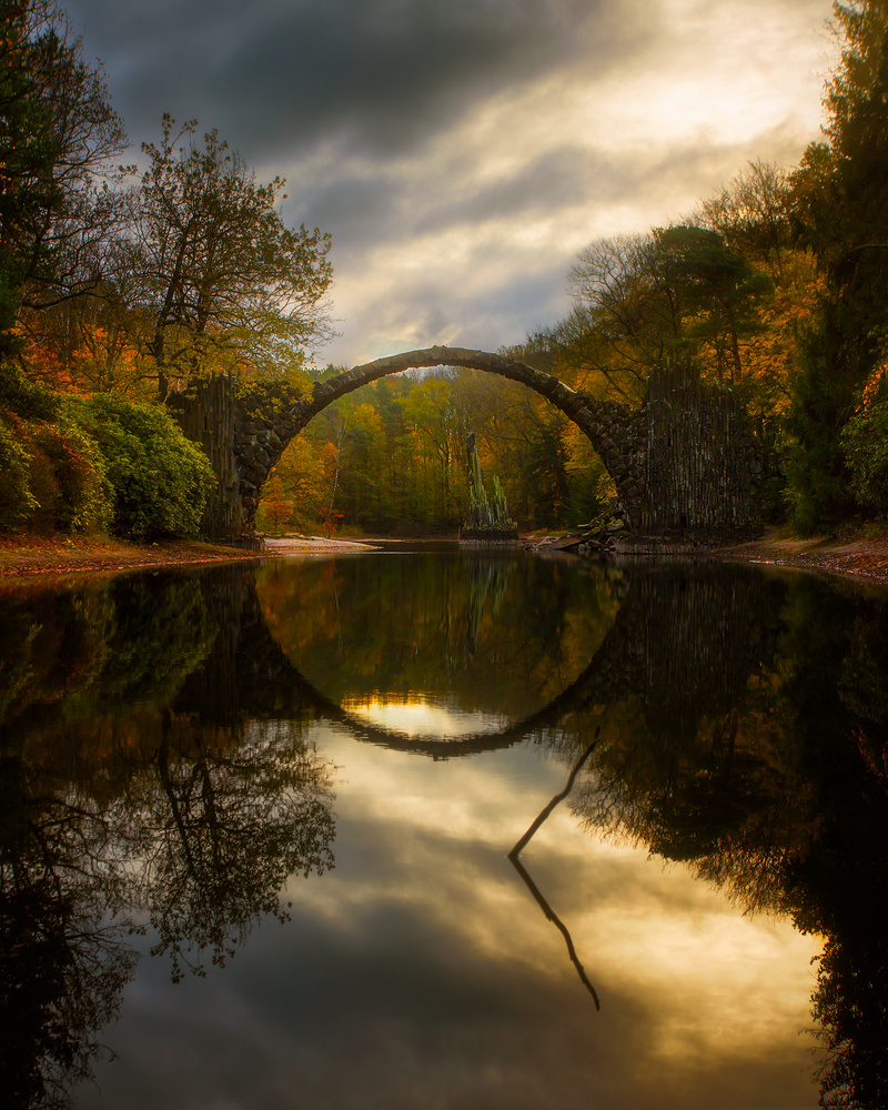 Devil's Bridge  by Brian Ho
