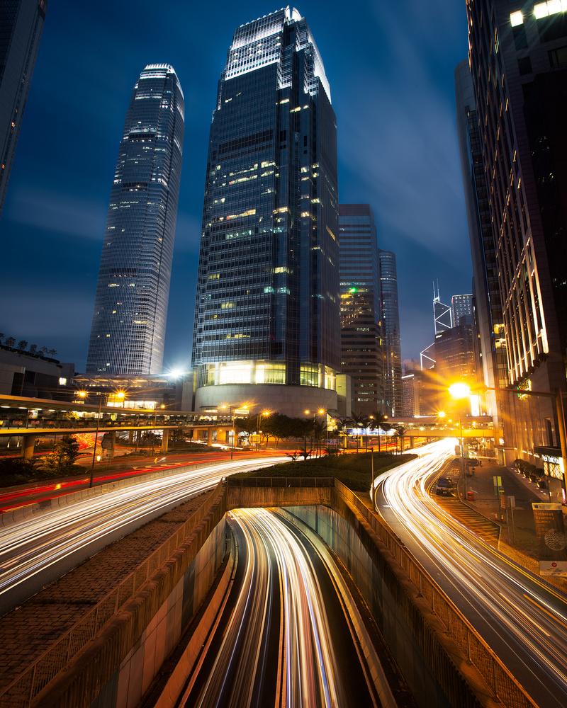 Hong Kong Hustle by Brian Ho