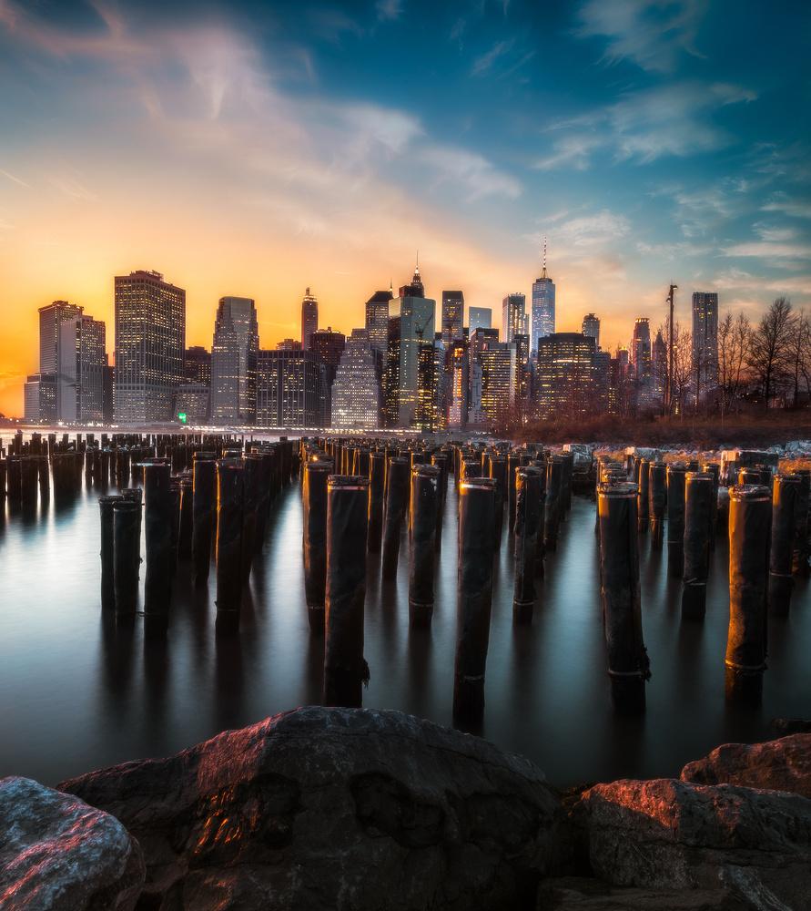Timeless New York by Brian Ho