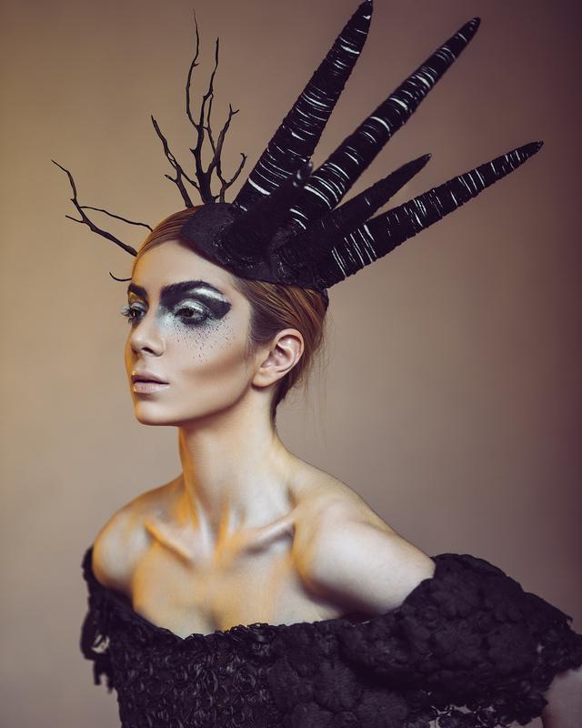 dark princess by Mehdi Zegna