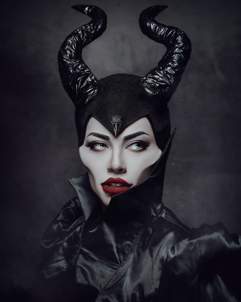 Maleficent by Mehdi Zegna