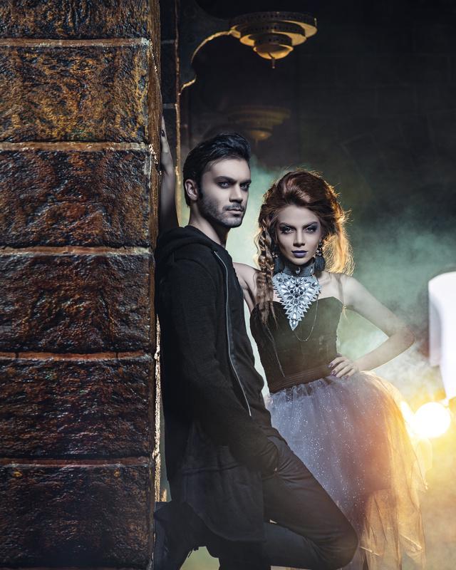 Persian Vampires by Mehdi Zegna