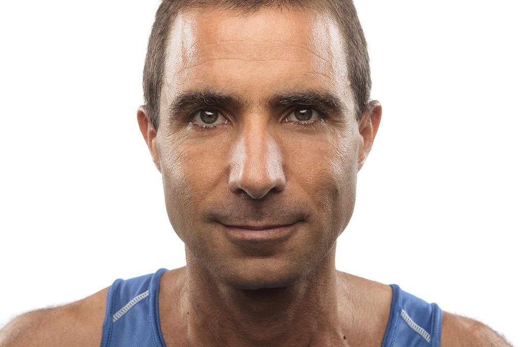 Ariel - ultra marathon by Yakir Pollak