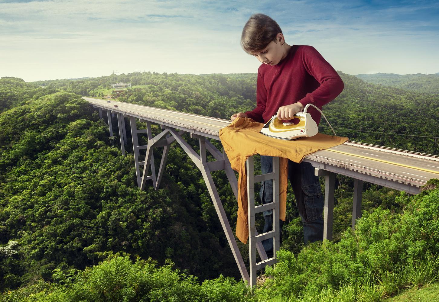 Bridge by Evgeny Loza