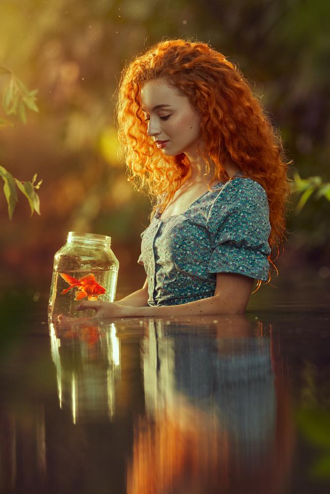 I wish you freedom by Evgeny Loza