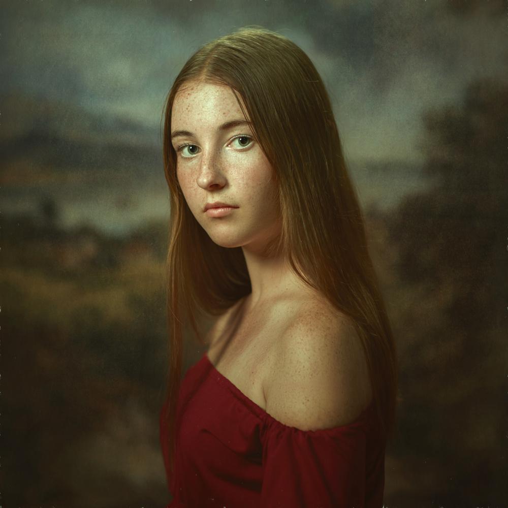 Liza by Evgeny Loza