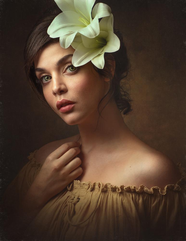 Flowers by Evgeny Loza