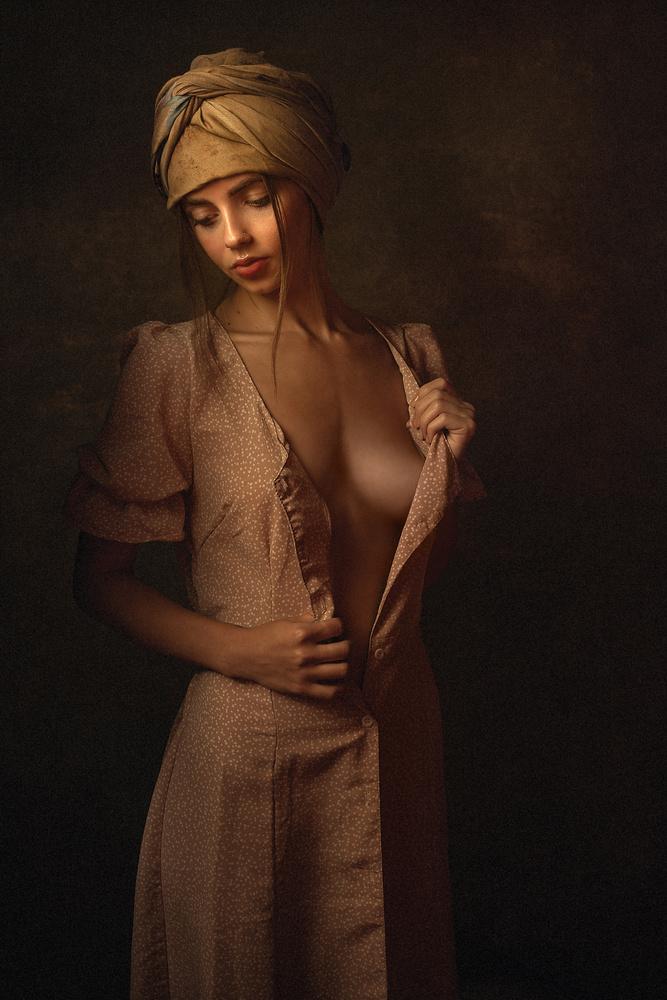 Evening by Evgeny Loza