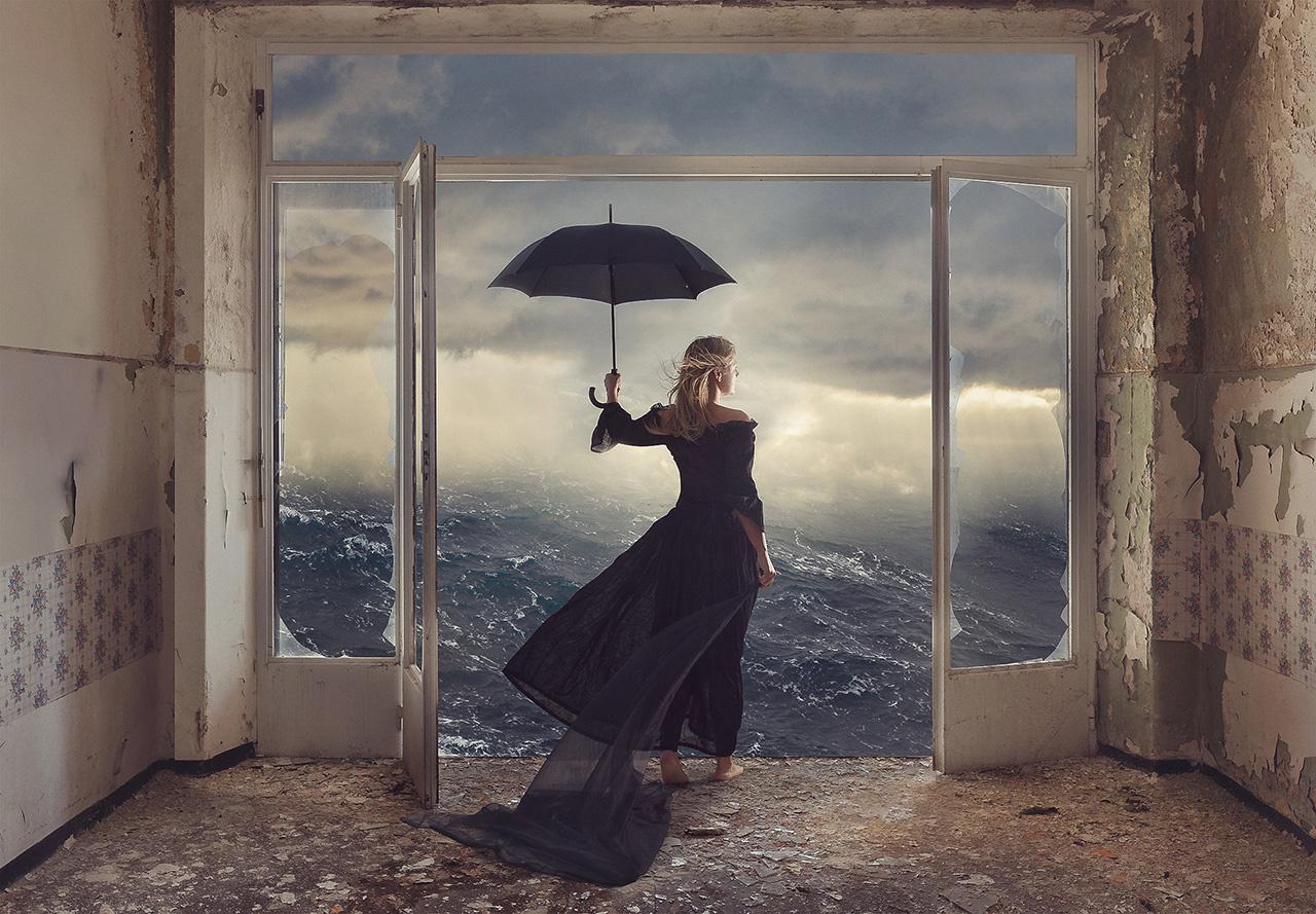 Rainy Day by Evgeny Loza