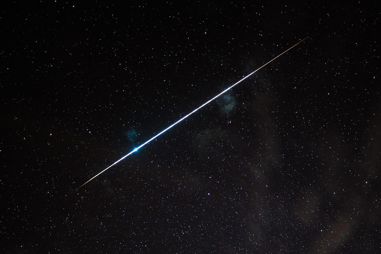 Meteor by Michael Eberth