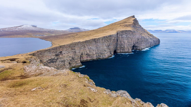 Faroe Islands (Vagar) by Hans Christian Strikert