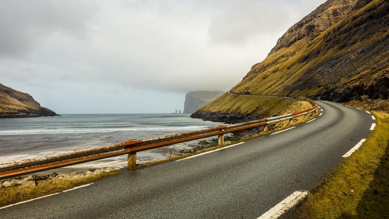 Faroe Islands by Hans Christian Strikert
