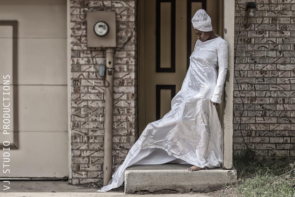 AFRICAN FASHION by Vanika Walcott