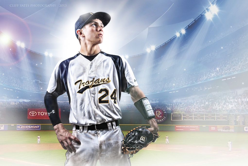 Baseball Dreams by clifford yates