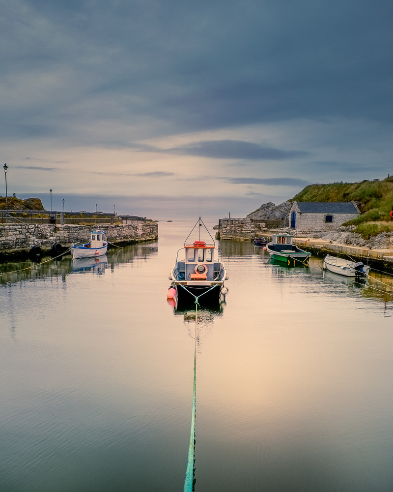 Ballintoy Harbour by Gary Boal