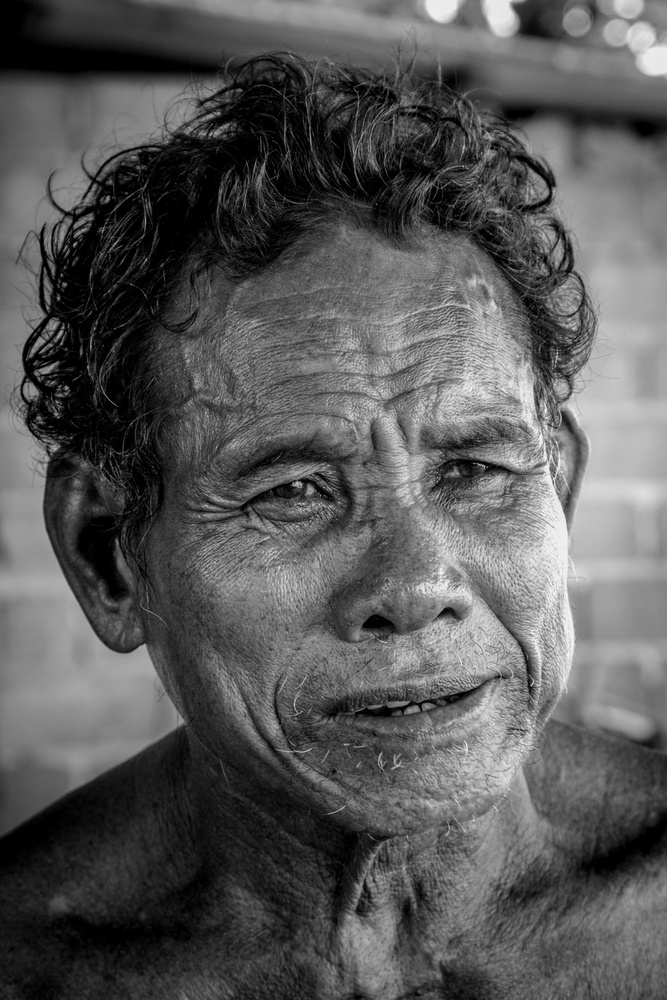 Thai man by Ant Clark