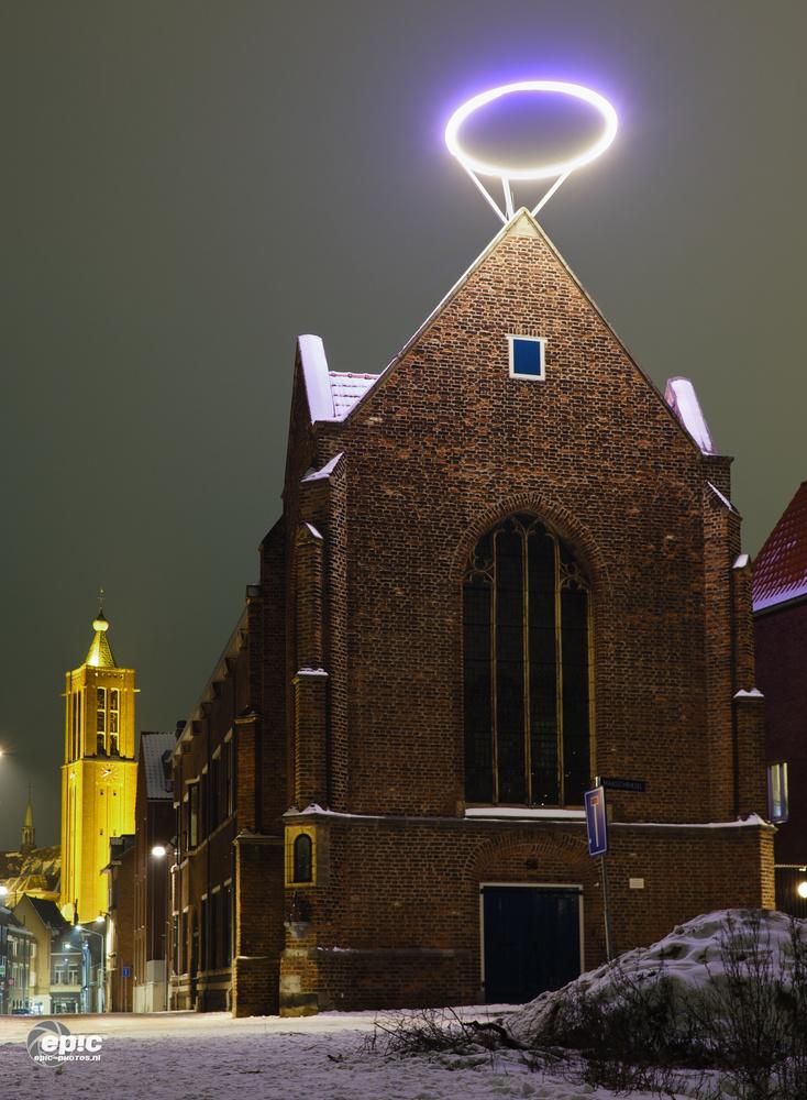 Holy Church by Erick Van Rijswick