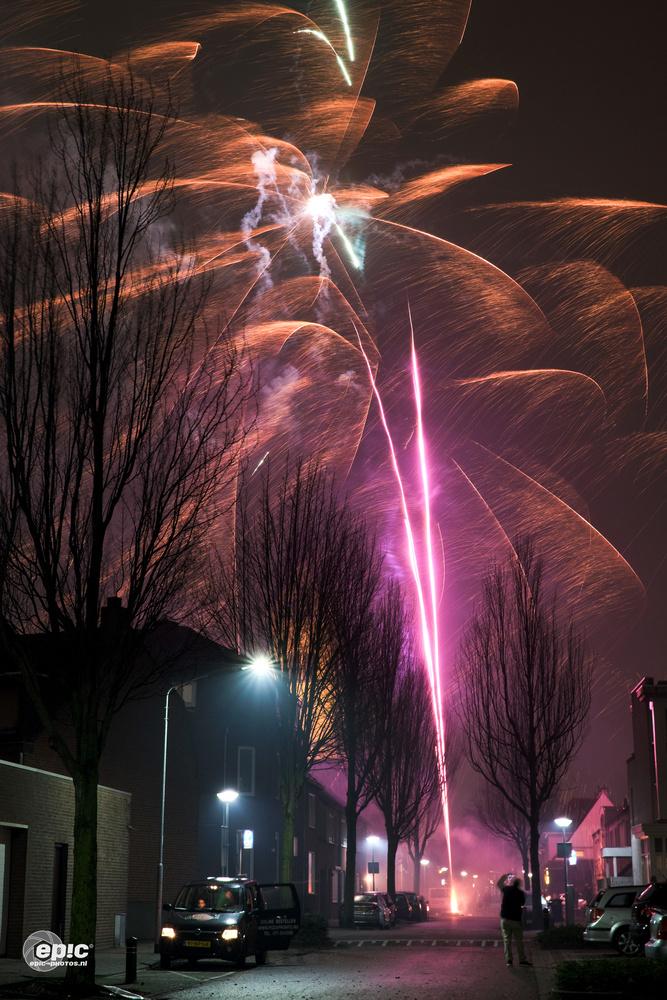 Streets on Fire by Erick Van Rijswick