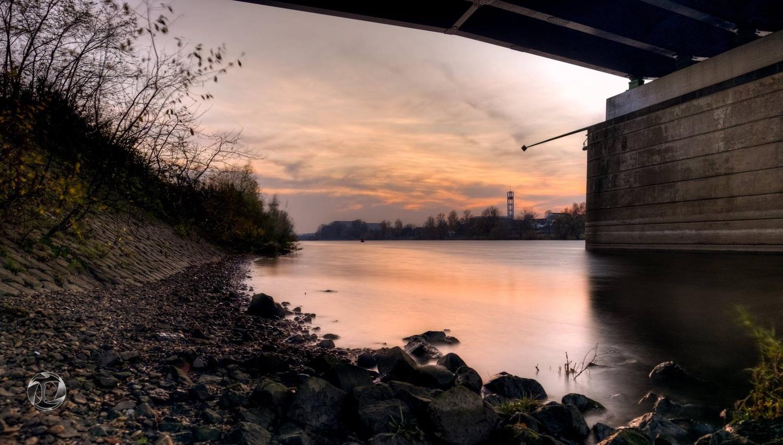 Under the Bridge by Erick Van Rijswick