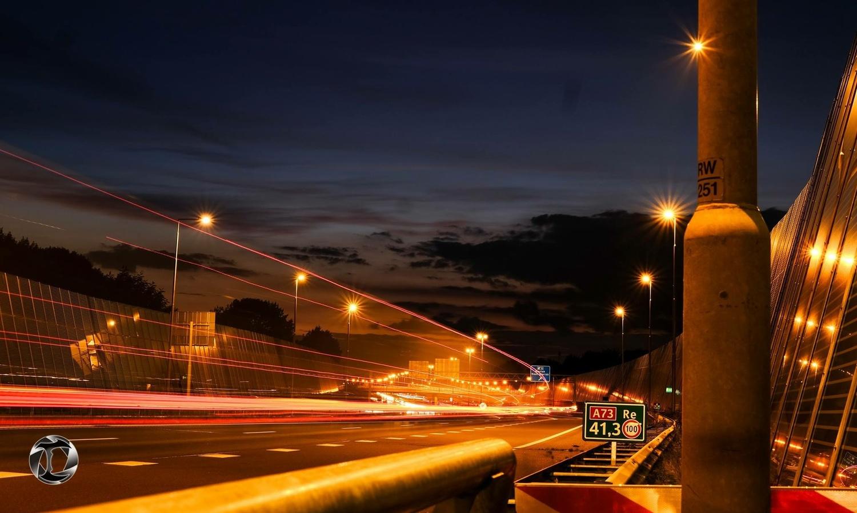 Freeway Venlo by Erick Van Rijswick