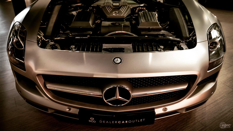 Mercedes SL AMG by Erick Van Rijswick
