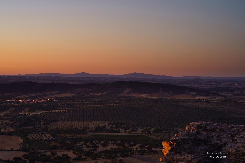 Castle View by Samuel Silva