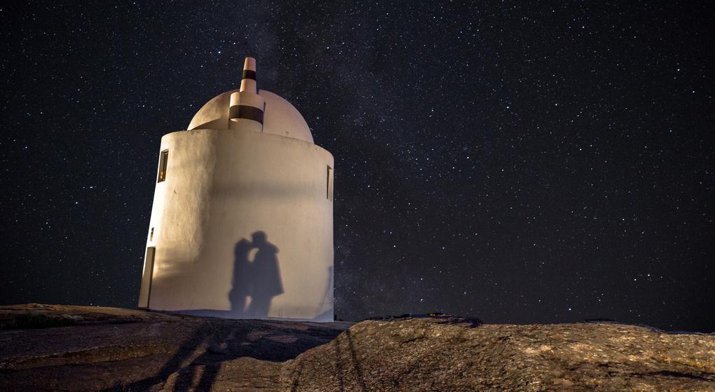 Love at the stars by Samuel Silva