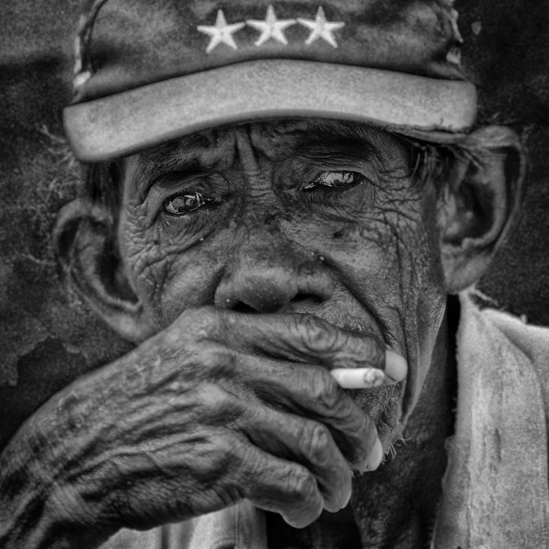 Face of Nusantara # 1 by Ardian Kurniawan