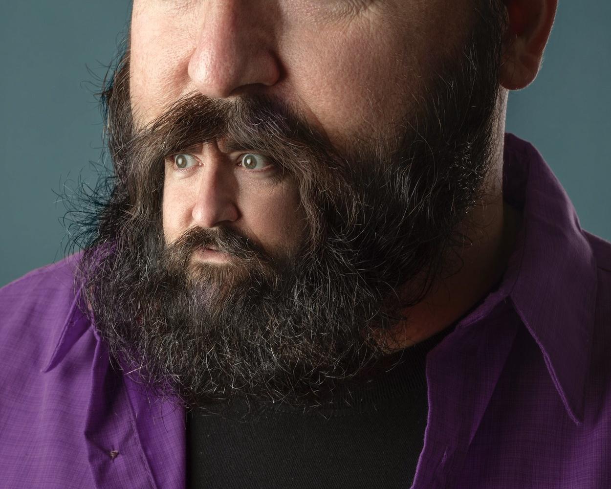 Beard Gremlin by Daniel Jackson