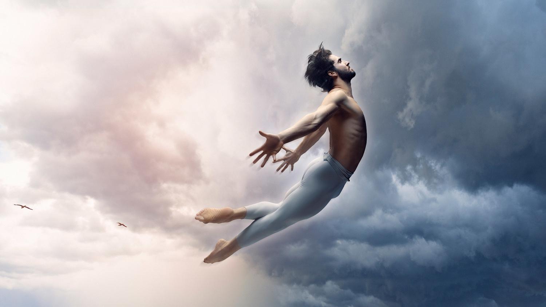 Dancer by Sasha Onyshchenko