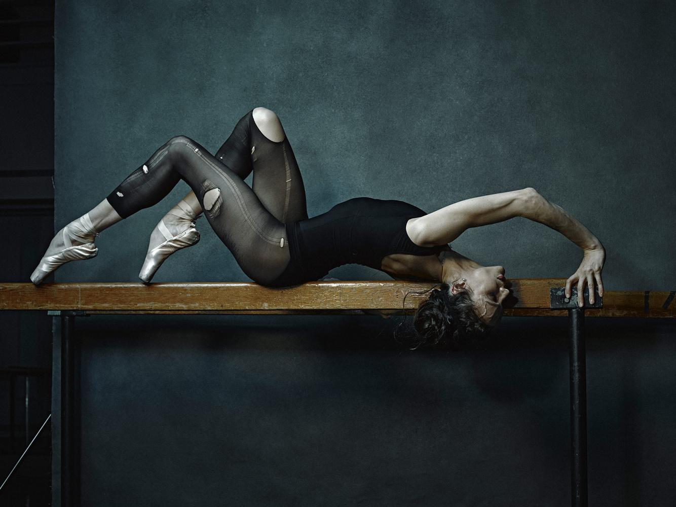 Maria Abashova by Sasha Onyshchenko