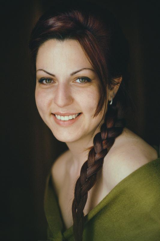 Silvia by Ivana Milchanska