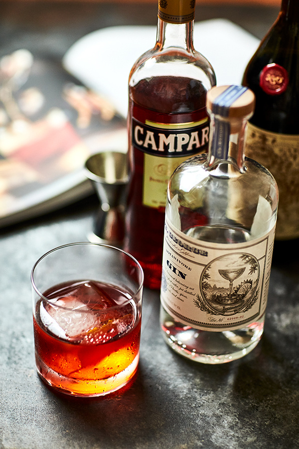Negroni by Tony Clark