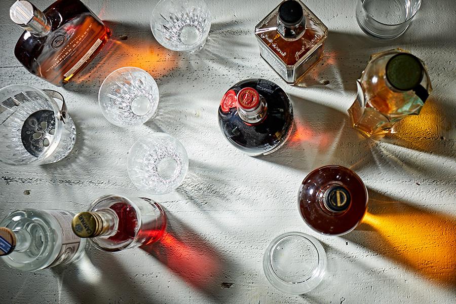 Bottles by Tony Clark