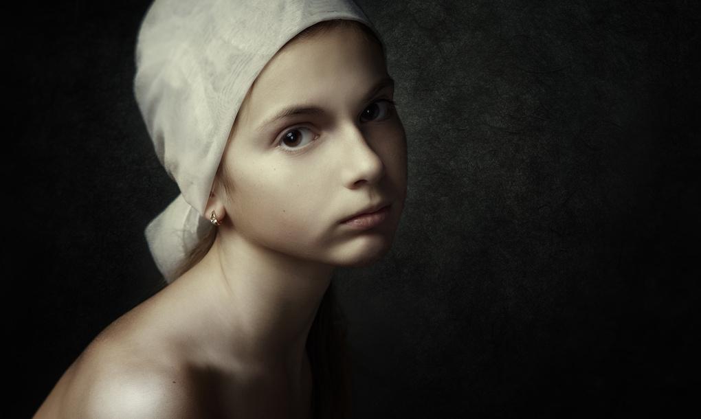 Girl by Ilya Varivchenko