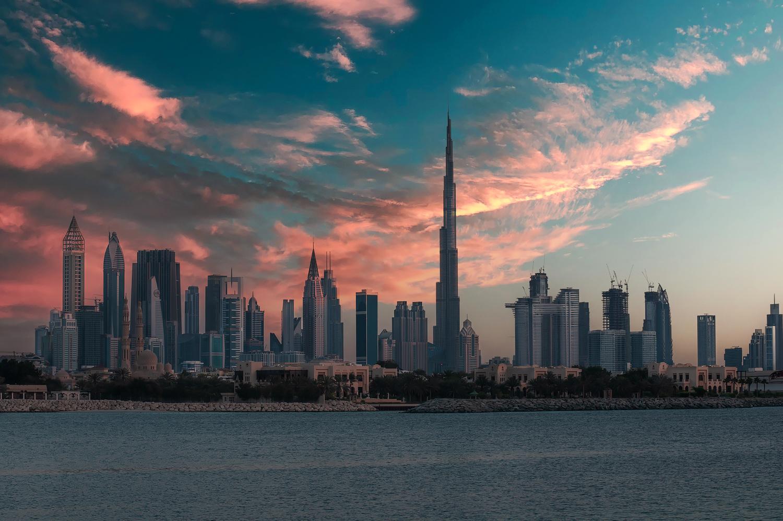Down Town Dubai by Babar Swaleheen