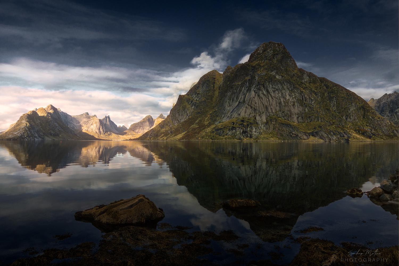 Earth in Light by SANDEEP MATHUR