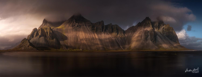 Batman Mountain by SANDEEP MATHUR