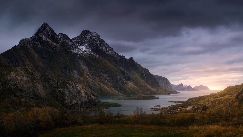 The Fjord by SANDEEP MATHUR