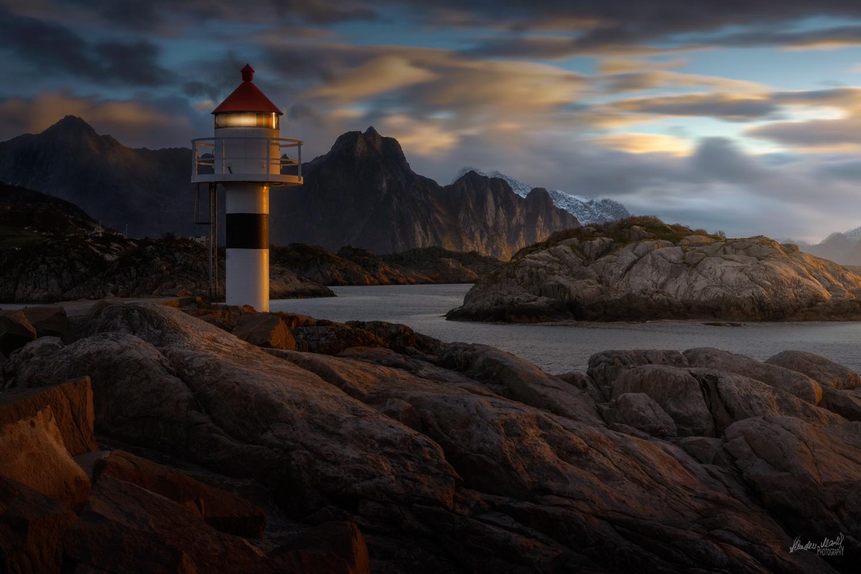 LOFOTEN REFLECTIONS by SANDEEP MATHUR