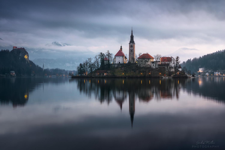 Winterland by SANDEEP MATHUR