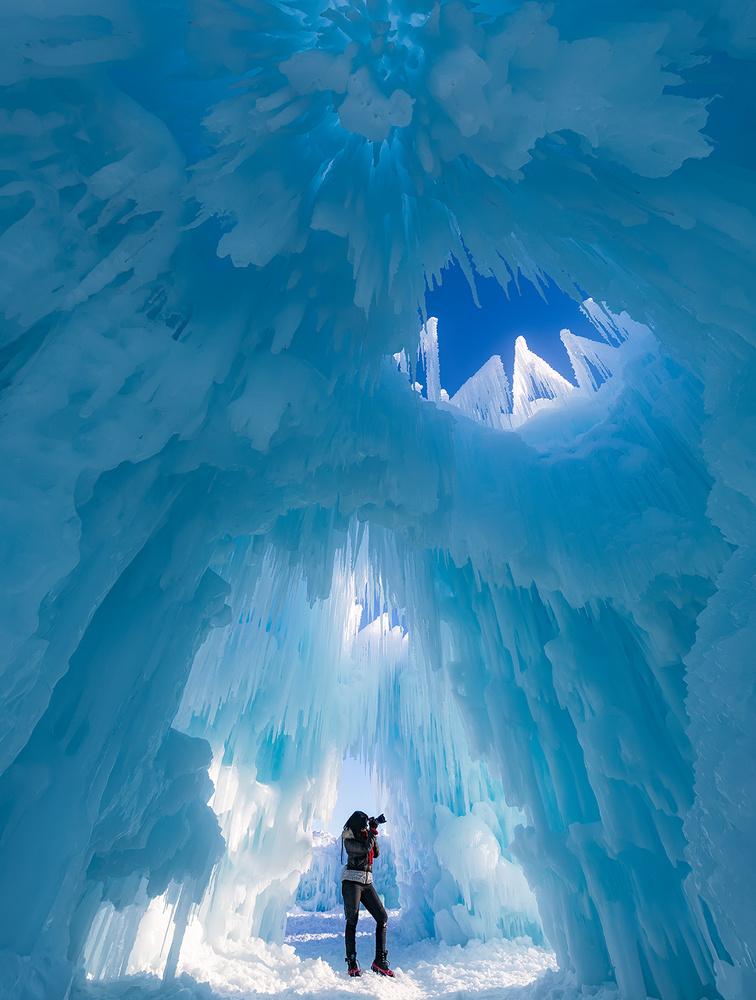 Frozen by Sean Pierce