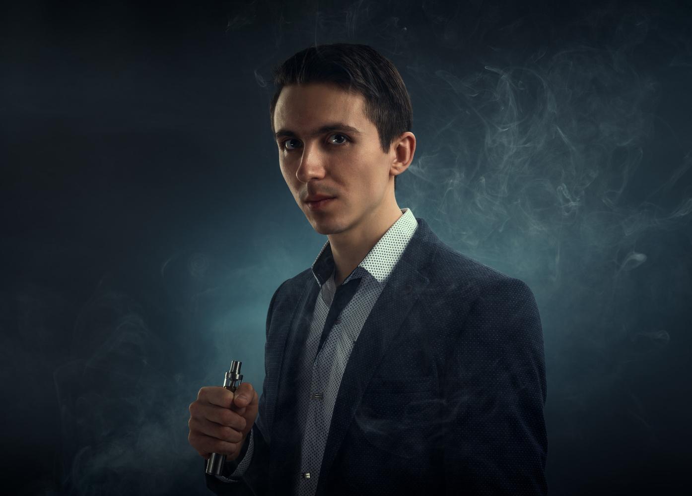 Smoke by Максим Бондаренко