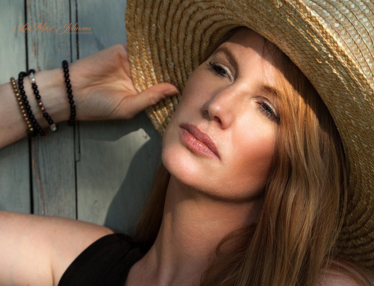 Shelly From Hat Shoot by LaMont Johnson