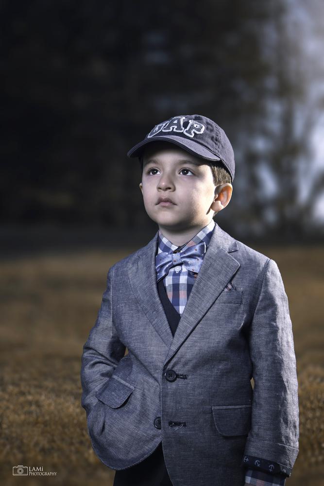 Reshad ahead of his 5th birthday by Farzad Lami