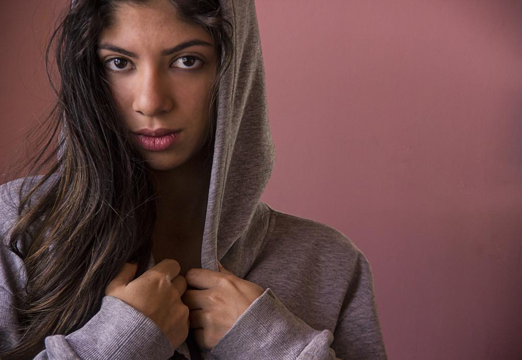 Portrait of a Girl by William Ramirez