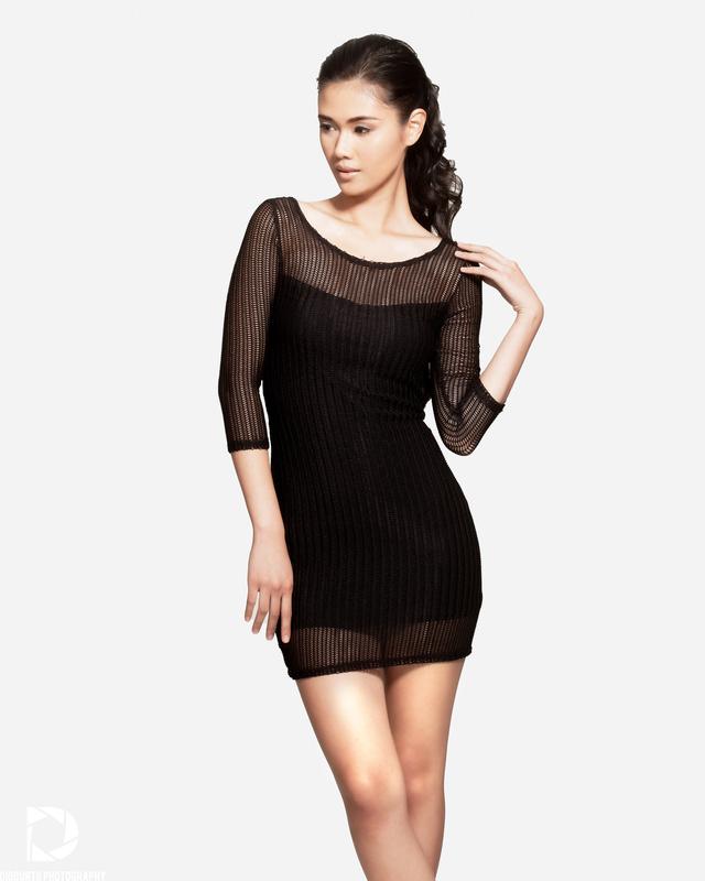 Little Black Dress by Dionysius Burton